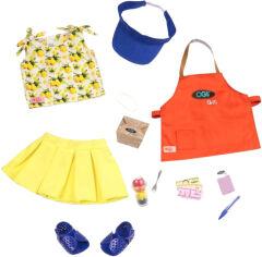 Набор одежды Our Generation Deluxe Повар-гриль (BD30378Z) от Rozetka