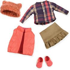Набор одежды для куклы Lori Пуховой жилет (LO30004Z) от Rozetka