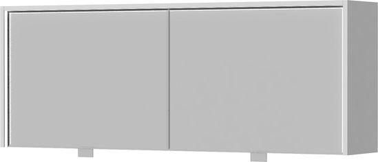 Зеркальный шкаф BOTTICELLI UMC-130 белый от Rozetka