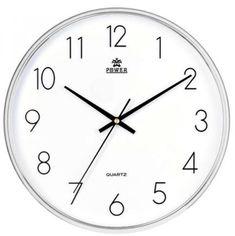 Настенные часы Power 8255WKS от Rozetka