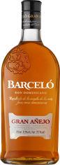 Ром Ron Barcelo Gran Anejo 5 лет выдержки 0.7 л 37.5% (7461323129350) от Rozetka