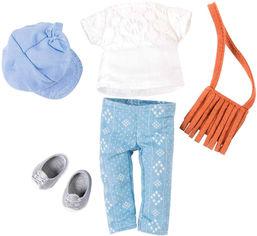 Набор одежды для куклы Lori с сумкой в бахроме (LO30022Z) от Rozetka