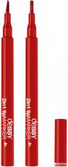 Акция на Карандаш для губ 2 в 1 Debby Lip Marker 4 1.5 г (8009518287875) от Rozetka