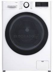 Акция на Стирально-сушильная машина LG F4R9VG9W от Eldorado
