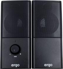 Акустика Ergo S-08 Black от Територія твоєї техніки