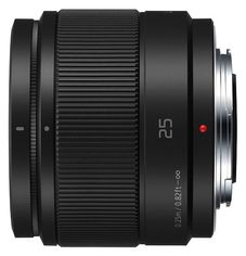 Акция на Объектив PANASONIC Lumix G 25mm f/1.7 ASPH (H-H025ME-K) от Eldorado