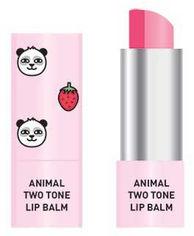 Двухцветный бальзам для губ Skin79 Animal Two-Tone Lip Balm Strawberry Panda 3.8 г (8809393404325) от Rozetka