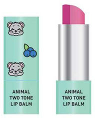 Двухцветный бальзам для губ Skin79 Animal Two-Tone Lip Balm Blueberry Mouse 3.8 г (8809393404356) от Rozetka