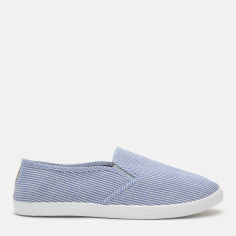 Акция на Слипоны FX shoes 13017 42 Голубые (2820000004451) от Rozetka