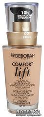Тональная основа Deborah Comfort Lift вельветовая 02 Beige (8009518122572) от Rozetka