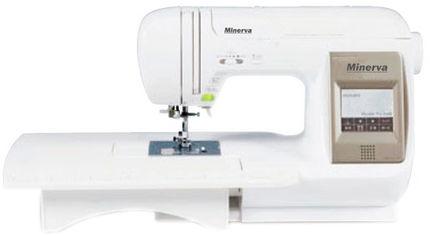 Швейная машина MINERVA MC600E от Rozetka