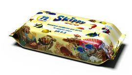 Влажные салфетки Skippy Eco, 72 шт. от Pampik