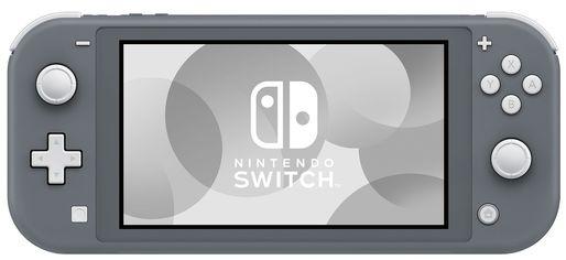 Игровая консоль Nintendo Switch Lite (Gray) от Citrus