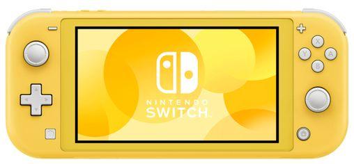 Игровая консоль Nintendo Switch Lite (Yellow) от Citrus