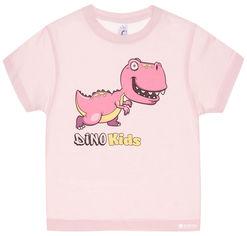 Футболка Sol's Regent Kids Dino 11970141/5 2Y 86-94 см Розовая от Rozetka