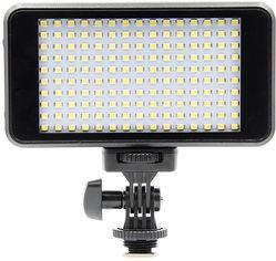 Накамерный свет PowerPlant VL011A-150 от Rozetka