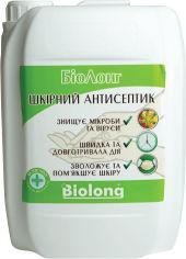 Акция на Дезинфицирующее средство Biolong Кожный антисептик 5 л (4820197650149) от Rozetka