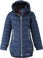 Зимняя куртка-пуховик Reima 531370-6980 140 см (6438429009818) от Rozetka