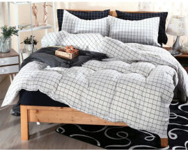 Комплект постельного белья MirSon Бязь 20-0004 Alonzo 110х140 (2200001206939) от Rozetka