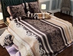 Комплект постельного белья MirSon Бязь 20-0006 Rozanna 200х220 (2200001207752) от Rozetka