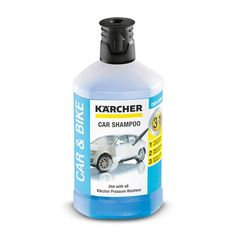 Акция на Автошампунь Karcher Plug-n-Clean 1л (6.295-750.0) от MOYO