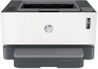 Акция на Принтер лазерный HP Neverstop LJ 1000a (4RY22A) от MOYO