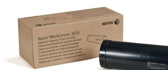 Акция на Картридж лазерный Xerox WC3655 Black,14400 стр (106R02739) от MOYO