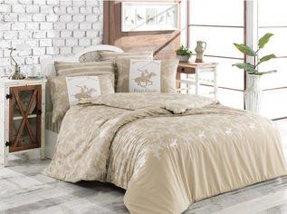 Комплект постельного белья Beverly Hills Polo Club Ранфорс BHPC 013 Cream 200x220 (svt-2000022202626) от Rozetka