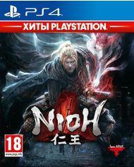 Игра Nioh (PS4, Русская версия) от MOYO