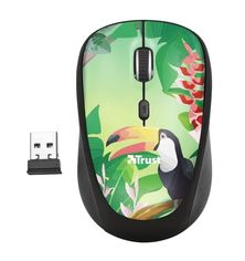 Акция на Мышь TRUST YVI WIRELESS MOUSE TOUCAN (23389_TRUST) от MOYO