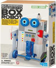 Набор для творчества 4M Робот из коробок (00-03389) от Rozetka