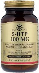 Аминокислота Solgar 5-HTP (Гидрокситриптофан) 100 мг 90 капсул (033984014534) от Rozetka