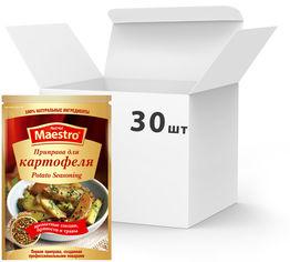 Акция на Упаковка приправы Ред Хот Маэстро к картофелю 25 г х 30 шт (5060140290667) от Rozetka