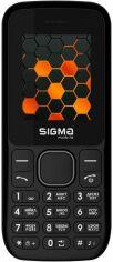 Мобильный телефон Sigma mobile X-style 17 Update Black от Територія твоєї техніки