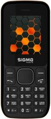 Мобильный телефон Sigma mobile X-style 17 Update Black/Orange от Територія твоєї техніки