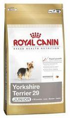 Сухой корм Royal Canin Yorkshire Terrier Junior для щенков до 10 месяцев 1.5 кг (3182550743471) от Stylus
