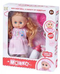 Акция на Кукла Same Toy с аксессуарами 38 см (8015D4Ut) от Stylus