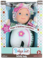 Кукла Baby's First Lullabye Baby зеленый (71290-2) от Stylus