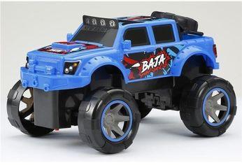 Акция на Машинка на радиоуправлении New Bright 1:18 Baja Rally Blue(1845) от Stylus