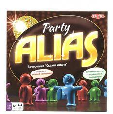 Настольная игра Tactic Alias Party (рус) (53365) от Stylus