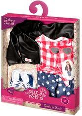 Набор одежды для кукол Our Generation Deluxe - Стильный кожаный жакет (BD60031Z) от Stylus