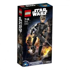 Конструктор Lego Star Wars Сержант Джин Эрсо (75119) от Stylus