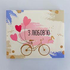 Шоколадный набор Papadesign Big З Любов`ю! от Stylus