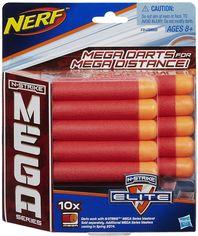 Набор стрел Hasbro Nerf Mega 10 шт (A4368) от Stylus