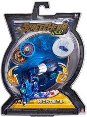 Акция на Машинка-трансформер Скричер Screechers Wild! L 1 - Найтбайт (EU683115) от Stylus