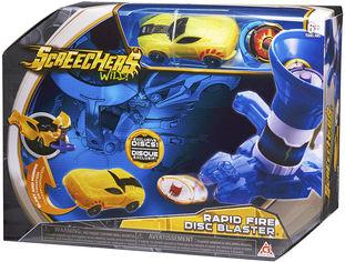 Акция на Игровой набор Скричер Screechers Wild! – Пускатель Дисков (EU683153) от Stylus