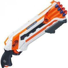 Игрушечное оружие Hasbro, Nerf Бластер Рафкат (обновленный) (A1691E35) от Stylus