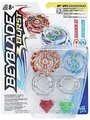 Игровой набор Hasbro Beyblade Гаянон G2 и Думцизор 2 волчка в упаковке (B9491_C2358 Bey Gaianon G2 And DOOMSCIZOR) от Stylus