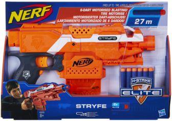 Hasbro Nerf Elite Stryfe (A0200) от Stylus