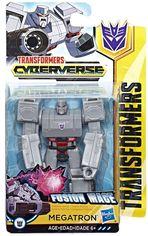 Акция на Transformers Hasbro Трансформеры Кибервселенная: фигурка 10 см Action Attacker 8 Newman (E1883_E1895) от Stylus